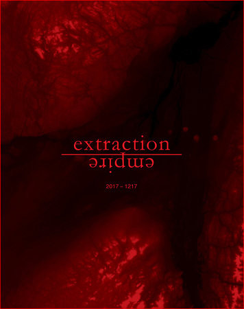 Extraction Empire by