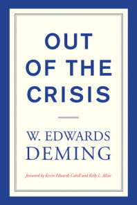 Out of the Crisis, reissue