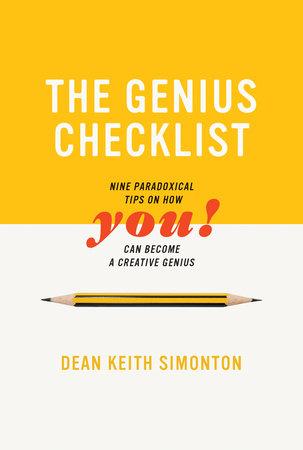 The Genius Checklist by Dean Keith Simonton