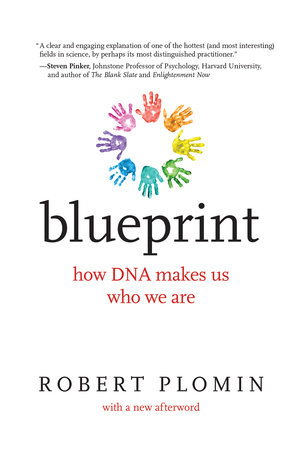 Blueprint, with a new afterword by Robert Plomin