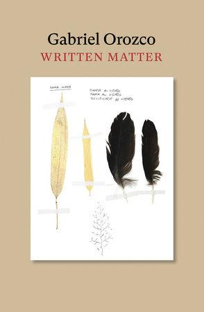 Written Matter by Gabriel Orozco