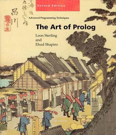 The Art of Prolog, second edition by Leon S. Sterling and Ehud Y. Shapiro