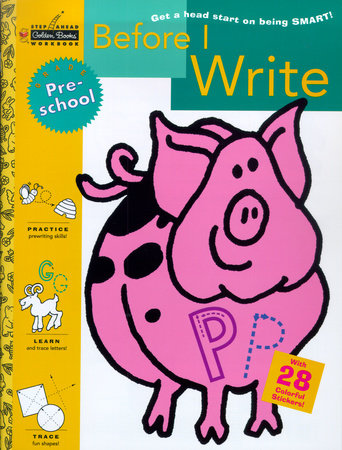 Before I Write (Preschool) by Lauel L. Arndt