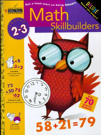 Math Skillbuilders (Grades 2 - 3) by Golden Books