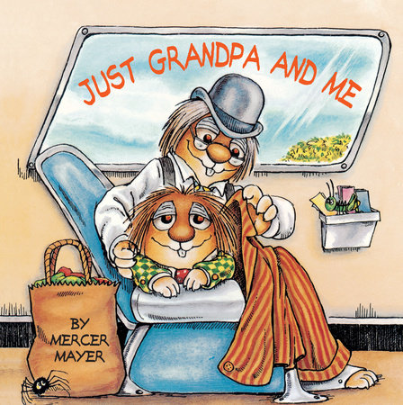 Just Grandpa and Me (Little Critter) by Mercer Mayer