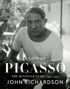 A Life of Picasso: The Minotaur Years