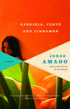 Gabriela, Clove and Cinnamon by Jorge Amado