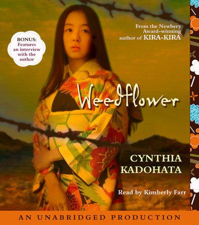 Weedflower by Cynthia Kadohata