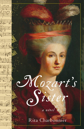Mozart's Sister by Rita Charbonnier