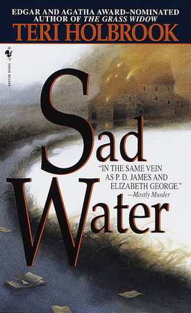 Sad Water by Teri Holbrook
