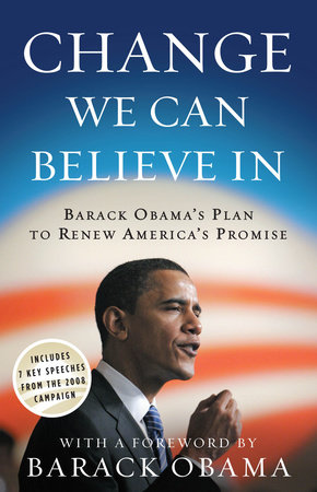 Change We Can Believe In by Obama for Change