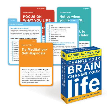 Change Your Brain, Change Your Life Deck by Daniel G. Amen, M.D.