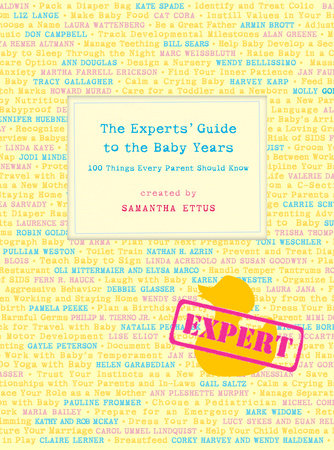 The Experts' Guide to the Baby Years by Samantha Ettus