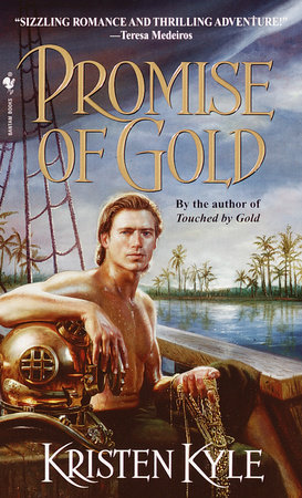 Promise of Gold by Kristen Kyle