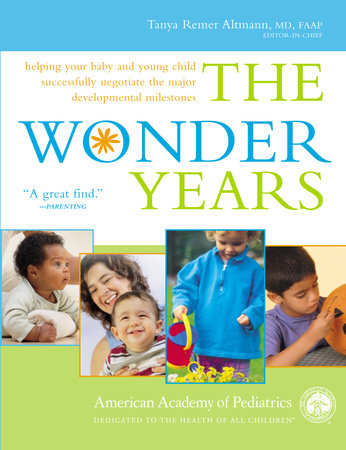 The Wonder Years by American Academy Of Pediatrics