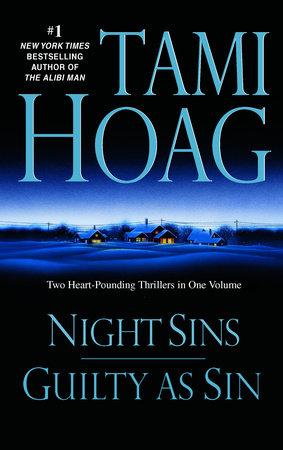 Night Sins/Guilty as Sin by Tami Hoag