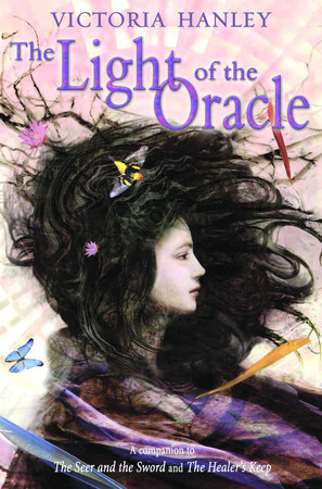 The Light of the Oracle by Victoria Hanley