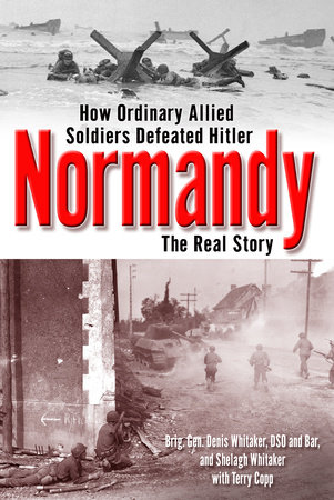 Normandy by Shelagh Whitaker and Dennis Whitaker