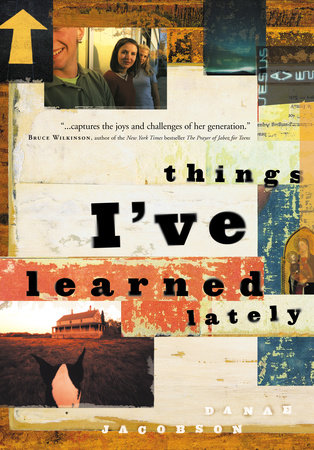 Things I've Learned Lately by Danae Jacobson