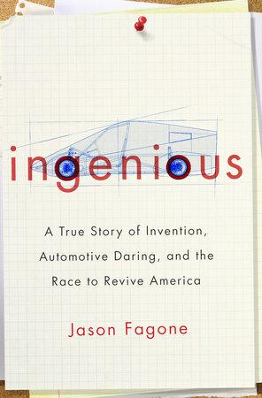 Ingenious by Jason Fagone