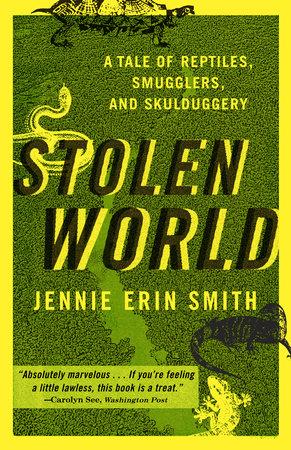 Stolen World by Jennie Erin Smith