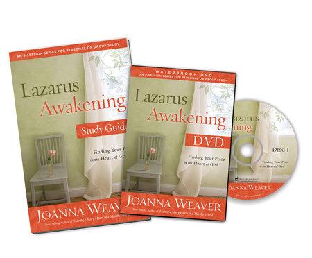 Lazarus Awakening DVD Study Pack by Joanna Weaver