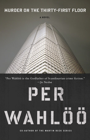Murder on the the Thirty-first Floor by Per Wahloo