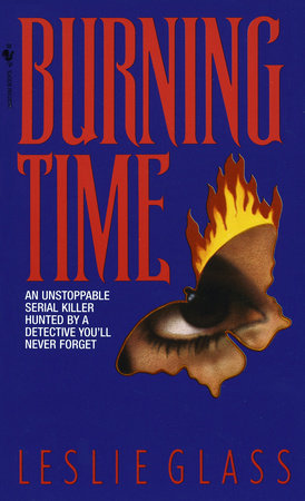 Burning Time by Leslie Glass