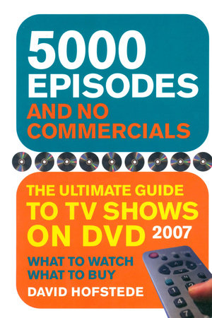 5000 Episodes and No Commercials by David Hofstede