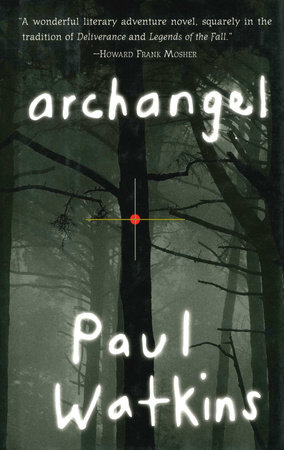 Archangel by Paul Watkins