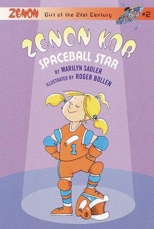 Zenon Kar: Spaceball Star by Marilyn Sadler