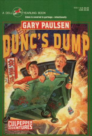 DUNC'S DUMP by Gary Paulsen