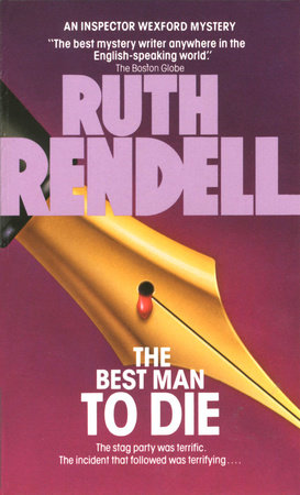 The Best Man to Die by Ruth Rendell