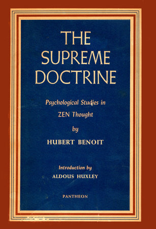 The Supreme Doctrine by H. Benoit