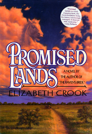 Promised Lands by Elizabeth Crook