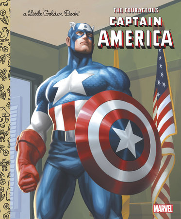 The Courageous Captain America (Marvel: Captain America) by Billy Wrecks