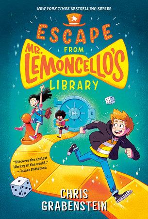 Escape from Mr. Lemoncello's Library Movie Tie-In Edition by Chris Grabenstein