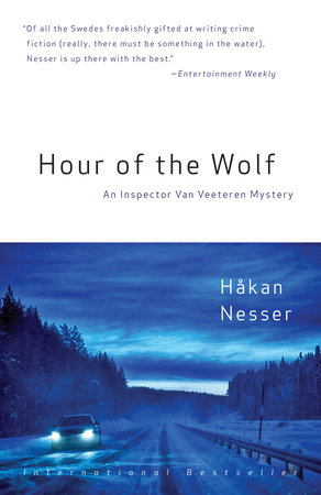 Hour of the Wolf by Håkan Nesser
