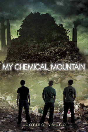 My Chemical Mountain by Corina Vacco