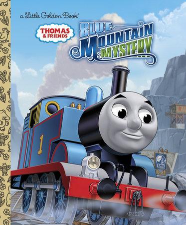 Blue Mountain Mystery (Thomas & Friends) by Rev. W. Awdry