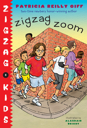 Zigzag Zoom by Patricia Reilly Giff
