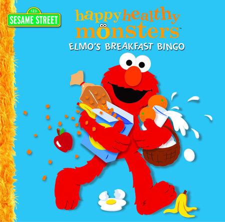 Elmo's Breakfast Bingo (Sesame Street) by Random House; Illustrated by Louis Womble