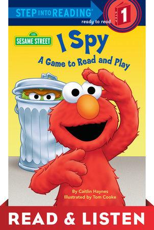 I Spy (Sesame Street): Read & Listen Edition by Caitlin Haynes