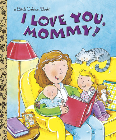 I Love You, Mommy by Edie Evans