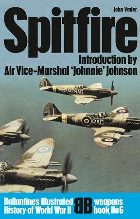 Spitfire by John Vader