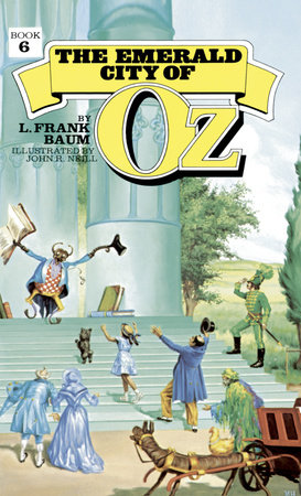 Emerald City of Oz by L. Frank Baum