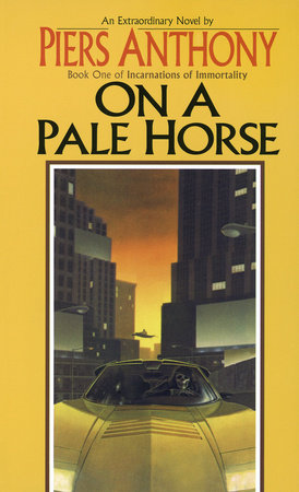 On a Pale Horse by Piers Anthony: 9780345338587