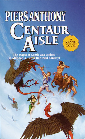 Centaur Aisle by Piers Anthony