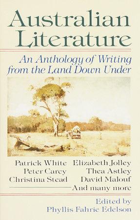 Australian Literature by Phyllis Fahrie Edelson
