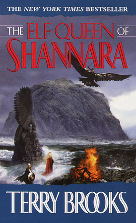 The Elf Queen of Shannara by Terry Brooks